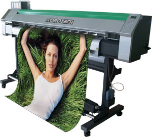 เครื่องพิมพ์เอ้าดอร์,เครื่องพิมพ์ขนาดใหญ่, outdoor printer