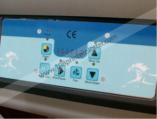 หน้าจอ LCD,เครื่องพิมพ์หน้ากว้าง Indoor Printer, เครื่องพิมพ์หน้ากว้าง Hijet Indoor,