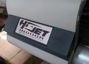 เครื่องพิมพ์หน้ากว้าง Hijet Indoor, อิงค์เจ็ทหน้ากว้าง