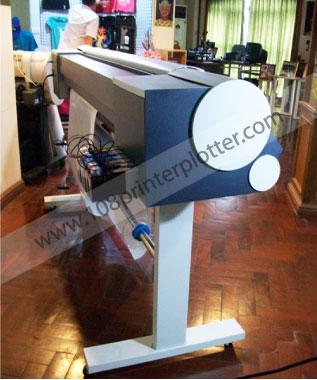 indoor printer, เครื่องพิมพ์หน้ากว้าง, เครื่องพิมพ์ขนาดใหญ่