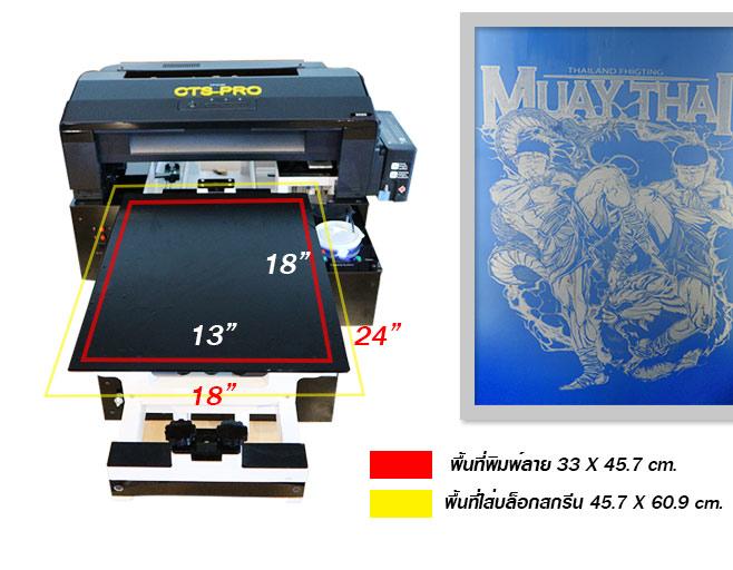 เครื่องพิมพ์บล็อกสกรีน-CTS