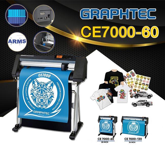 graphtecce7000-เครื่องตัดสติ๊กเกอร์กราฟเทค