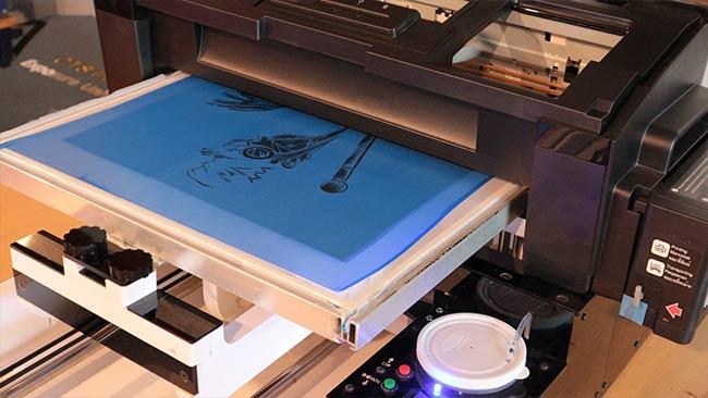 พิมพ์บล็อกสกรีนเสื้อ