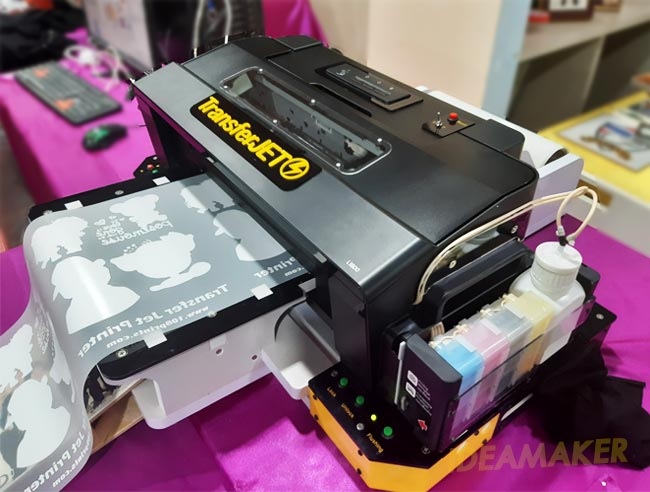 DFT-รองรับม้วนฟิล์มพิมพ์ต่อเนื่อง