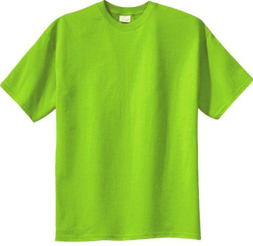 เสื้อสีเขียวตอง