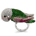 แหวนค็อกเทล แหวนรูปสัตว์ แหวนค็อกเทลรูปสัตว์ แหวนรูปนก แหวนแบรนด์เนม แหวนจัมโบ้ แหวนจัมโบ้ค็อกเทล แหวนแบรนด์ดัง แหวนแบรนด์ แหวนเพชรสวิส แหวนแฟนซี แหวน3มิติ แหวนเพชร CZ Cocktail Ring Rings เครื่องประดับออกงาน เครื่องประดับแฟนซี แหวนออกงาน แหวนแฟชั่น