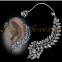 ���� ��� ����ͧ��дѺ ��ҧ�� ������ Ear Cuff Earrings �غ�� �Թ �ͧ �� ��� �ŵԹ��� ������ �ç ��䫹� �ٻ ��� �˭� ྪ� ྪ����� ྪ������� ྪ��Ź��� CZ cubic zirconia ������ �觧ҹ �͡�ҹ ��СǴ �ش�� �ҤҶ١