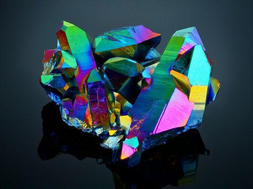 ความเชื่อ ความหมาย เรื่อง ของ หินไทเทเนี่ยมออร่า หินไททาเนี่ยมออร่า หินไทเทเนี่ยมออร่าควอต์ส หินไททาเนี่ยมออร่าควอต์ส หินไททาเนี่ยมออร่าควอร์ต หิน Mineral Natural Titanium Aura Quartz Stone Stones