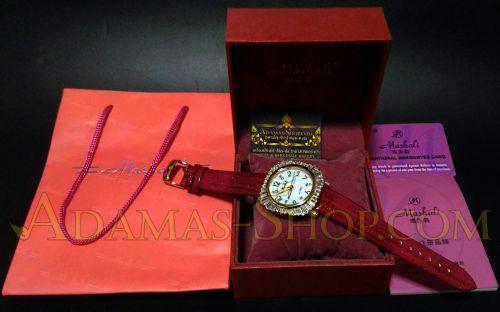 นาฬิกา ข้อมือ ผู้หญิง ฝัง เพชร คริสตัล ชวารอฟสกี้ สวารอฟสกี้ Swarovski Crystal Element สาย หนัง กันน้ำ เงิน ทอง คำ ขาว เครื่องประดับ สร้อย กำไล ข้อมือ ผู้หญิง ออก งาน ของขวัญ วัน เกิด แม่ ปีใหม่ วาเลนไทน์ ภรรยา แฟน สาว คริสมาส ซื้อ ขาย ราคา ถูก แต่