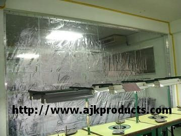 PVC Sheet Curtain