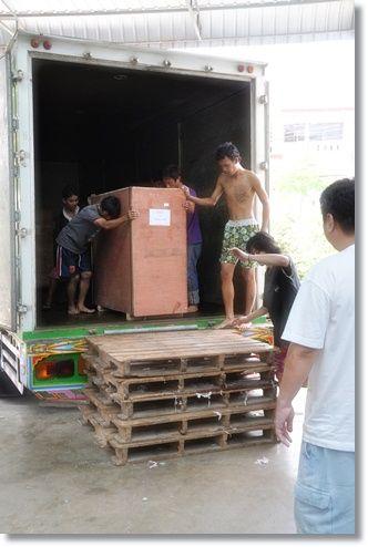 เครื่องทอถุงมือนำเข้าจากประเทศจีน