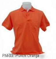 เสื้อโปโล,เสื้อโปโลสีส้มพั้นซ์,Polo Shirt_punch orange,เสื้อโปโลสำเร็จรูป,เสื้อโปโลผู้ชาย,เสื้อโปโลเนื้อผ้าค็อตต้อน,เสื้อยืดพนังาน,เสื้อโปโลบริษัท,เสื้อโปโลยูนิฟอร์ม,เสื้อโปโลปักโลโก้,เสื้อโปโลพรีเมี่ยม