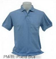 เสื้อโปโล,เสื้อโปโลสีฟ้าเข้ม,Polo Shirt_placid blue,เสื้อโปโลสำเร็จรูป,เสื้อโปโลผู้ชาย,เสื้อโปโลเนื้อผ้าค็อตต้อน,เสื้อยืดพนังาน,เสื้อโปโลบริษัท,เสื้อโปโลยูนิฟอร์ม,เสื้อโปโลปักโลโก้,เสื้อโปโลพรีเมี่ยม