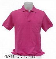 เสื้อโปโล,เสื้อโปโลสีบานเย็น,Polo Shirt_ orchid pink,เสื้อโปโลสำเร็จรูป,เสื้อโปโลผู้ชาย,เสื้อโปโลเนื้อผ้าค็อตต้อน,เสื้อยืดพนังาน,เสื้อโปโลบริษัท,เสื้อโปโลยูนิฟอร์ม,เสื้อโปโลปักโลโก้,เสื้อโปโลพรีเมี่ยม