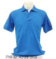 เสื้อโปโล,เสื้อโปโลสีฟ้าสด,Polo Shirt_azure blue,เสื้อโปโลสำเร็จรูป,เสื้อโปโลผู้ชาย,เสื้อโปโลเนื้อผ้าค็อตต้อน,เสื้อยืดพนังาน,เสื้อโปโลบริษัท,เสื้อโปโลยูนิฟอร์ม,เสื้อโปโลปักโลโก้,เสื้อโปโลพรีเมี่ยม