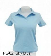 เสื้อโปโล,เสื้อโปโลสีฟ้า,Polo Shirt_sky blue,เสื้อโปโลสำเร็จรูป,เสื้อโปโลผู้หญิง,เสื้อโปโลเนื้อผ้าค็อตต้อน,เสื้อยืดพนังาน,เสื้อโปโลบริษัท,เสื้อโปโลยูนิฟอร์ม,เสื้อโปโลปักโลโก้,เสื้อโปโลพรีเมี่ยม