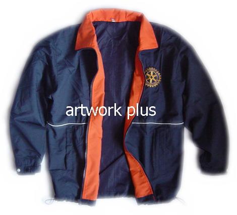 แจ็คเก็ต,เสื้อJacket,Jacket ชาย,แจ็คเก็ตพนักงาน,แจ๊คเก็ตสีกรมท่า,แบบแจ๊คเก็ต,แจ็กเก็ต_ปกสีส้ม