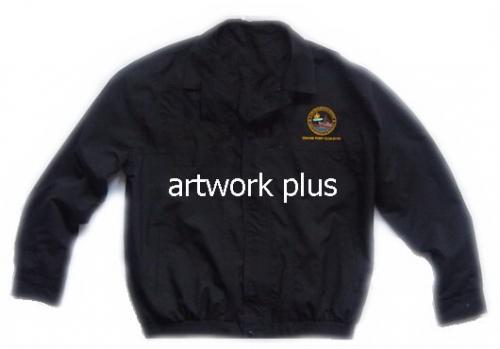 แจ็คเก็ต,เสื้อJacket,Jacket ชาย,แจ็คเก็ตพนักงาน,แจ๊คเก็ตสีดำ,แจ๊คเก็ตเอวจั๊มยางยืด,แจ็กเก็ต_การท่าเรือ