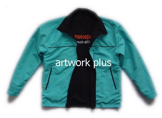 แจ็คเก็ตบริษัท,เสื้อJacket,Jacket ชาย,แจ็คเก็ตใส่สองด้าน,แจ๊คเก็ตสีฟ้าด้านในสีดำ,แจ๊คเก็ตทำงาน,แจ็กเก็ต_แบงค์ชาติ
