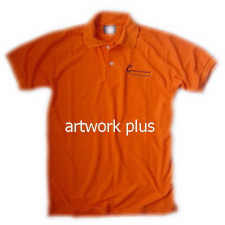 เสื้อโปโล,เสื้อโปโลสีส้ม,เสื้อโปโลปักโลโก้,เสื้อโปโลบริษัท,เสื้อยืดทำงาน,เสื้อโปโลพนักงาน,เสื้อโปโลผู้ชาย,Polo Shirt,T-Shirt