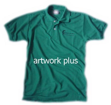 เสื้อโปโล,เสื้อโปโลสีเขียว,เสื้อโปโลปักโลโก้,เสื้อโปโลบริษัท,เสื้อยืดทำงาน,เสื้อโปโลพนักงาน,เสื้อโปโลผู้ชาย,Polo Shirt,T-Shirt