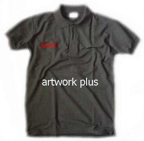 เสื้อโปโล,เสื้อโปโลกีฬา,เสื้อยืดพนักงาน,เสื้อโปโลพนักงาน,เสื้อโปโลผู้ชาย,เสื้อโปโลสีเทาเข้ม,เสื้อฟอร์มโปโล,Polo Shirt,T-Shirt