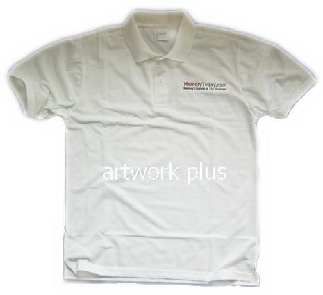 เสื้อโปโล,เสื้อโปโลสีขาว,เสื้อโปโลปักโลโก้,เสื้อโปโลบริษัท,เสื้อโปโลทำงาน,เสื้อโปโลพนักงาน,เสื้อโปโลผู้ชาย,Polo Shirt,T-Shirt