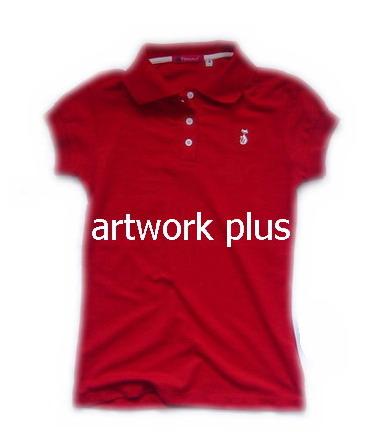 รับผลิตเสื้อโปโล,เสื้อโปโลสีแดง,เสื้อโปโลปักโลโก้,เสื้อโปโลบริษัท,เสื้อยืดทำงาน,เสื้อโปโลพนักงาน,เสื้อโปโลผู้หญิง,Polo Shirt,T-Shirt