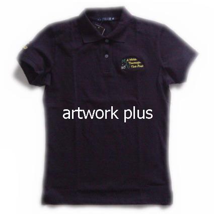 เสื้อโปโล,เสื้อโปโลสีดำ,เสื้อโปโลปักโลโก้,เสื้อโปโลบริษัท,เสื้อยืดทำงาน,เสื้อโปโลพนักงาน,เสื้อโปโลผู้หญิง,Polo Shirt,T-Shirt