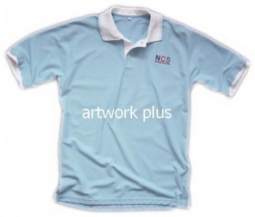 เสื้อโปโล,เสื้อโปโลกีฬา,เสื้อยืดพนักงาน,เสื้อโปโลพนักงาน,เสื้อโปโลผู้ชาย,เสื้อโปโลสีฟ้า,Polo Shirt,T-Shirt
