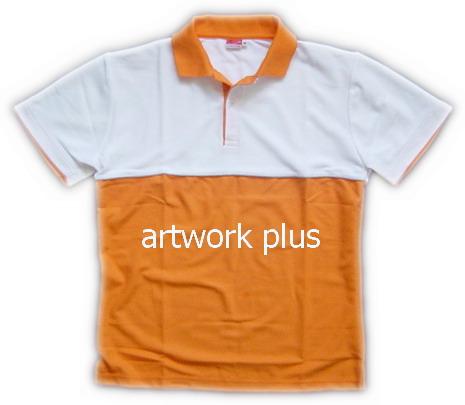 เสื้อโปโล,เสื้อโปโลกีฬา,เสื้อยืดพนักงาน,เสื้อโปโลพนักงาน,เสื้อโปโลผู้ชาย,เสื้อโปโลสีส้มต่อขาว,เสื้อฟอร์มโปโล,Polo Shirt,T-Shirt