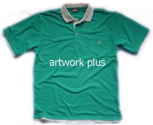 เสื้อโปโล,แบบเสื้อโปโลบริษัท,เสื้อยืดพนักงาน,เสื้อโปโลพนักงาน,เสื้อโปโลผู้ชาย,เสื้อโปโลสีเขียวปกเทา,เสื้อฟอร์มโปโล,Polo Shirt,T-Shirt
