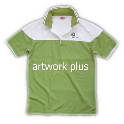 เสื้อโปโล,เสื้อโปโลสีเขียวตัดต่อสีขาว,เสื้อโปโลบริษัท,เสื้อยืดทำงาน,เสื้อโปโลพนักงาน,เสื้อโปโลผู้ชาย,Polo Shirt,T-Shirt