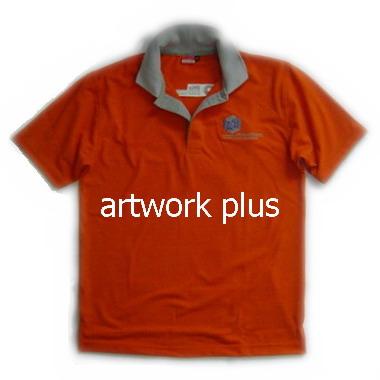 เสื้อโปโล,เสื้อโปโลสีส้ม,เสื้อโปโลบริษัท,เสื้อยืดทำงาน,เสื้อโปโลพนักงาน,เสื้อโปโลผู้ชาย,Polo Shirt,T-Shirt