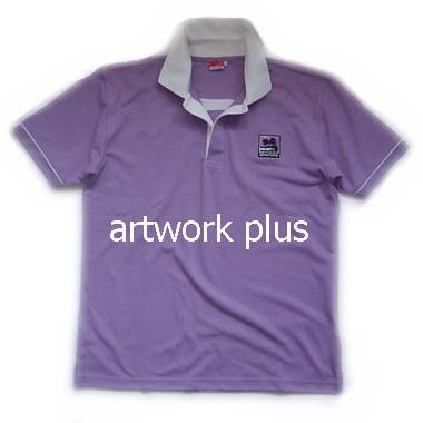 เสื้อโปโล,เสื้อโปโลสีม่วง,เสื้อโปโลบริษัท,เสื้อยืดทำงาน,เสื้อโปโลพนักงาน,เสื้อโปโลผู้ชาย,Polo Shirt,T-Shirt