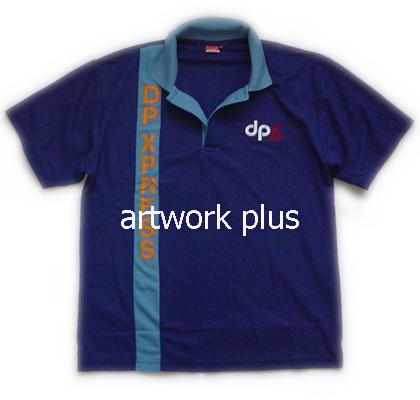 เสื้อโปโล,เสื้อโปโลสีน้ำเงินต่อแถบฟ้า,เสื้อโปโลบริษัท,เสื้อยืดทำงาน,เสื้อโปโลพนักงาน,เสื้อโปโลผู้ชาย,Polo Shirt,T-Shirt