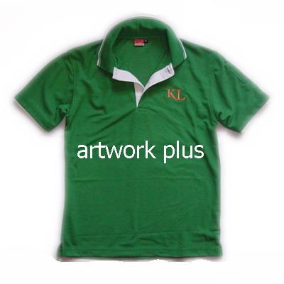 เสื้อโปโล,เสื้อโปโลสีเขียว,เสื้อโปโลบริษัท,เสื้อยืดทำงาน,เสื้อโปโลพนักงาน,เสื้อโปโลผู้ชาย,Polo Shirt,T-Shirt