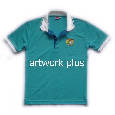 เสื้อโปโล,เสื้อโปโลสีฟ้าปกขาว,เสื้อโปโลบริษัท,เสื้อยืดทำงาน,เสื้อโปโลพนักงาน,เสื้อโปโลผู้ชาย,Polo Shirt,T-Shirt