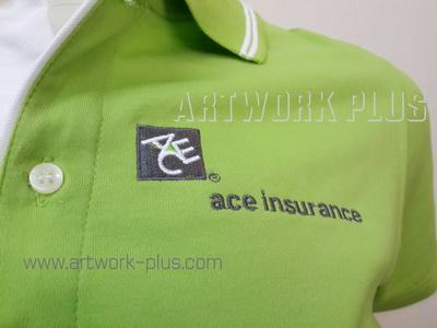 รับปัก,รับปักโลโก้,ปักเสื้อ,ทำอาร์มติดเสื้อ,ปักโลโก้_ACE_Logo