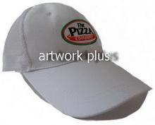 หมวกแก๊ปพนักงานขาย,หมวกแก๊ปร้านอาหาร,แบบหมวกแก๊ปร้านพิซซ่า,หมวกกอล์ฟ,หมวกปักโลโก้,หมวก cap,cap,หมวกพรีเมี่ยม,หมวกกีฬา,หมวกผ้าฝ้าย