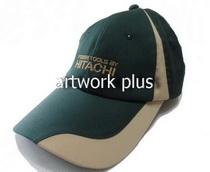 หมวกแก๊ปช่างทำงาน,หมวกแก๊ปพนักงาน,หมวกแก๊ปสีเขียวตัดต่อสีครีม,หมวกกอล์ฟ,หมวกปักโลโก้,หมวก cap,cap,หมวกพรีเมี่ยม,หมวกกีฬา,หมวกผ้าฝ้าย