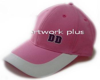 หมวกแก๊ปเด็ก,หมวกแก๊ปสีชมพู,หมวกกอล์ฟ,หมวกปักโลโก้,หมวก cap,cap,หมวกพรีเมี่ยม,หมวกกีฬา,หมวกผ้าฝ้าย