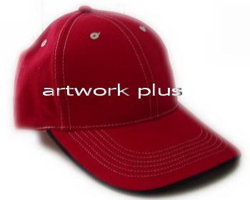 หมวกแก๊ปกีฬา,หมวกแก๊ปสีแดง,หมวกกอล์ฟ,หมวกปักโลโก้,หมวก cap,cap,หมวกพรีเมี่ยม,หมวกกีฬา,หมวกผ้าฝ้าย