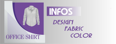 Office Shirt Info,Design,Fabric,Color