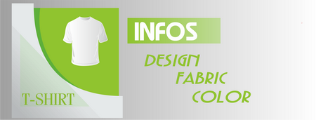 T- Shirt Info,Design,Fabric,Color