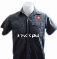 เสื้อช็อป,เสื้อช่าง,แบบเสื้อช็อปช่าง,เสื้อพนักงาน ,Work Shirt,ชุดยูนิฟอร์ม,รับผลิตเสื้อพนักงานบริษัท,โรงงานผลิตเสื้อทำงาน,ชุดฟอร์มโรงงาน,ชุดช่างโรงงาน,กางเกงทำงาน