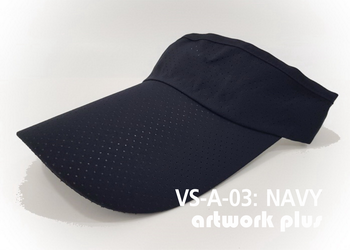 VISOR HAT, VISOR, AIR, Cap, Navy