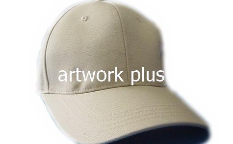 หมวกแก๊ปสีครีม,หมวกกอล์ฟ,หมวกปักโลโก้,หมวก cap,cap,หมวกพรีเมี่ยม,หมวกกีฬา,หมวกผ้าฝ้าย