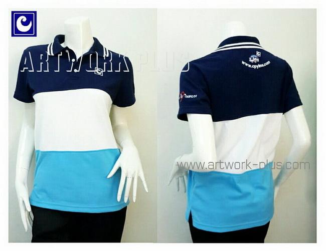 เสื้อโปโล,รับผลิตเสื้อโปโล,ผู้ผลิตเสื้อโปโล,โรงงานเสื้อ,Polo shirt_เจ้าพระยาประกันภัย