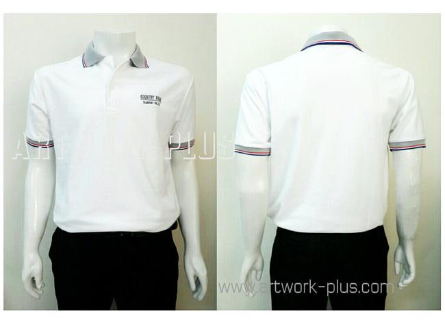 เสื้อโปโล,เสื้อโปโลสีขาว,รับผลิตเสื้อโปโล,ผู้ผลิตเสื้อโปโล,โรงงานเสื้อ,Polo shirt_Country Road